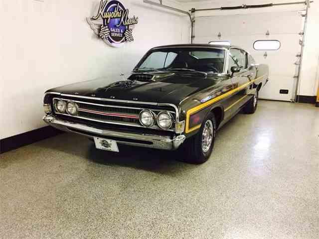 1969 Ford Torino | 983109