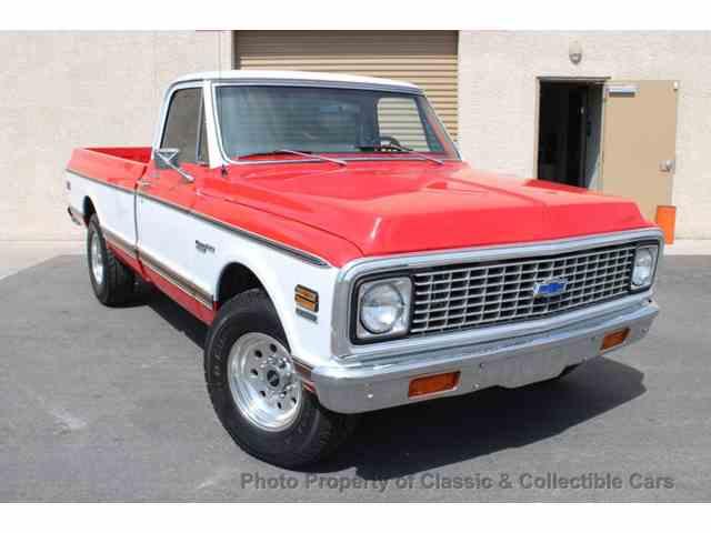 1972 Chevrolet C/K 20 | 983110
