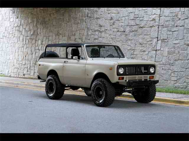 1975 International Harvester Scout II | 983113