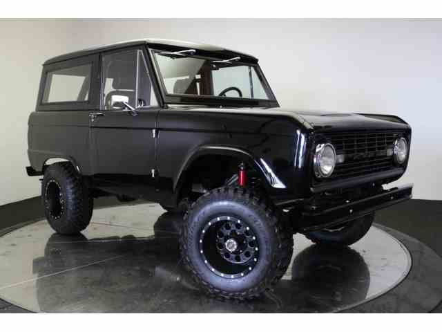 1967 Ford Bronco | 983122