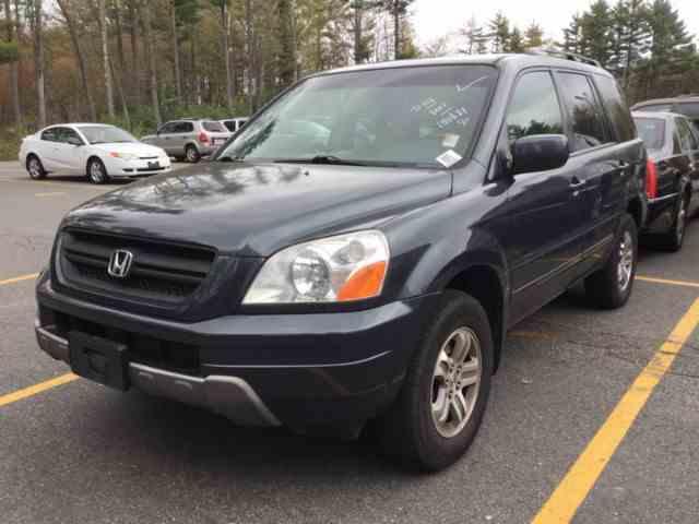 2005 Honda Pilot | 983131