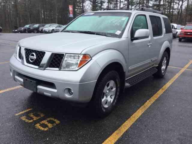 2005 Nissan Pathfinder | 983137