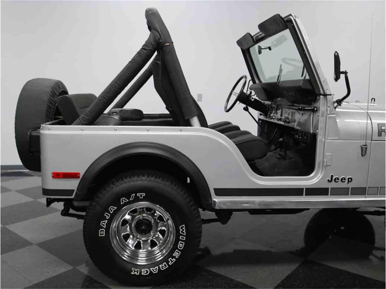 1979 jeep cj5 silver anniversary for sale cc 983140. Black Bedroom Furniture Sets. Home Design Ideas