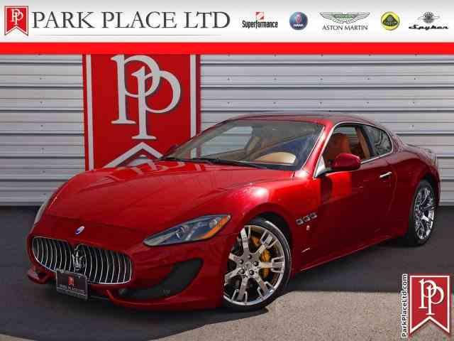 2014 Maserati GranTurismo | 983143