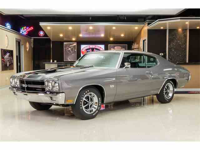1970 Chevrolet Chevelle SS 454 LS6 | 983154