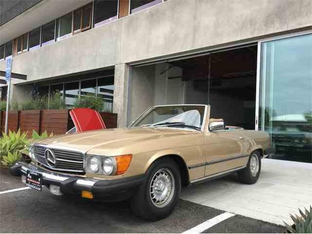 1985 Mercedes-Benz 380SL | 983155