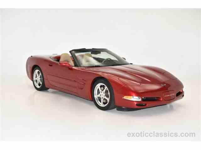 2002 Chevrolet Corvette | 983169