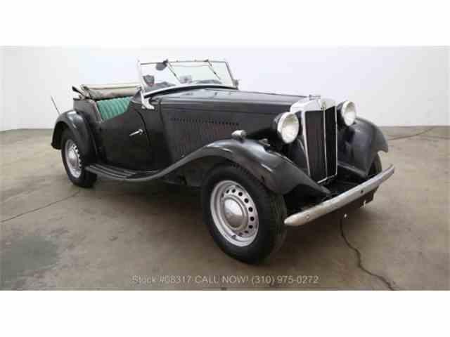 1953 MG TD | 983172