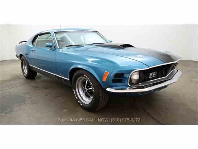 1970 Ford Mustang Mach 1 | 983174