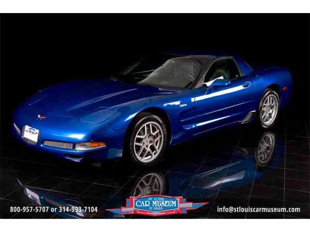 2002 Chevrolet Corvette Z06 | 983175