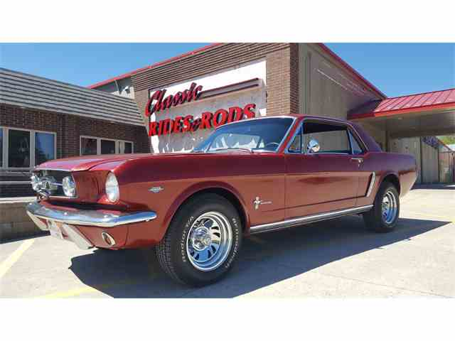 1965 Ford Mustang | 983177