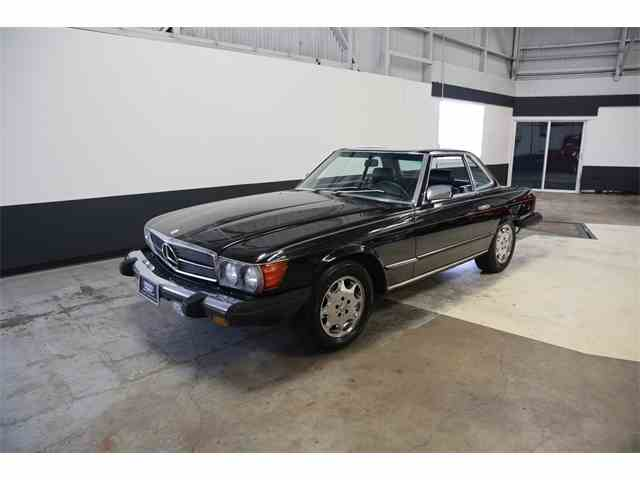 1984 Mercedes-Benz 380SL | 983182