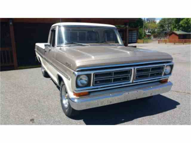 1972 Ford Pickup | 983194