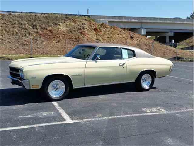 1970 Chevrolet Chevelle | 983201