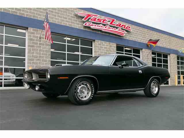 1970 Plymouth Cuda | 983219