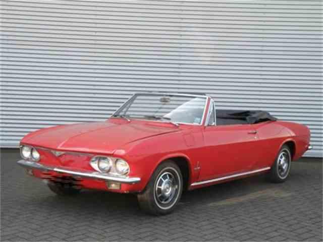 1966 Chevrolet Corvair | 983222