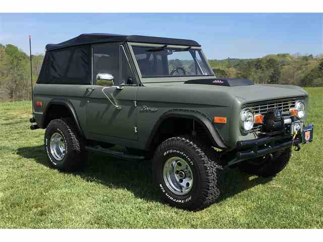1974 Ford Bronco | 983232