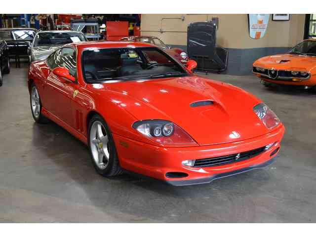 2001 Ferrari 550 Maranello   983234