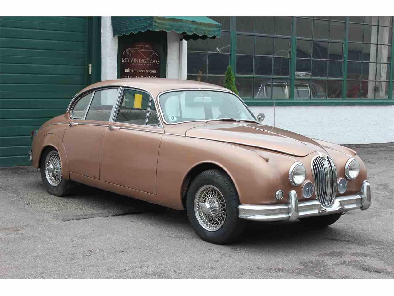 1963 jaguar mark ii for sale cc 983235. Black Bedroom Furniture Sets. Home Design Ideas