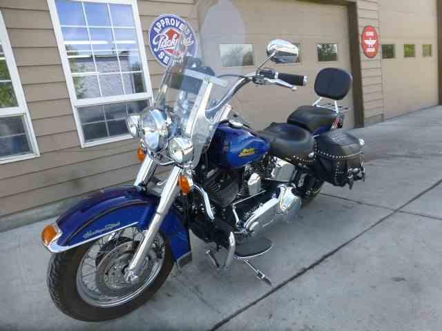 2007 Harley-Davidson Heritage Softail Classic | 983237