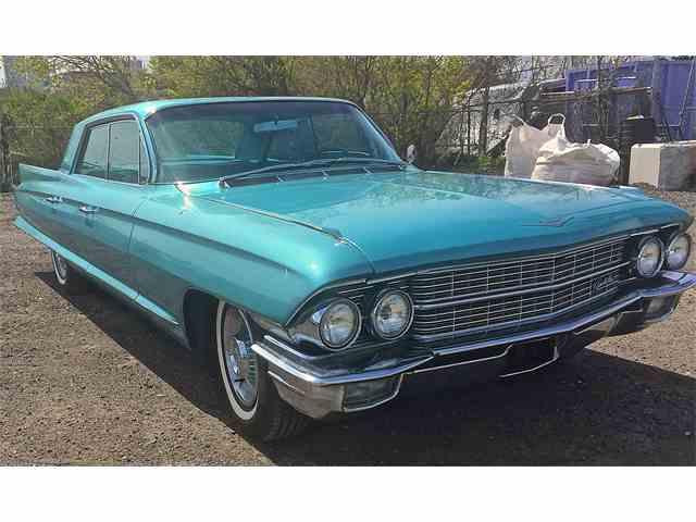 1962 Cadillac DeVille | 983238