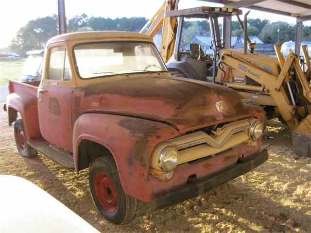 1955 Ford F100 Marmon Herrington | 983239