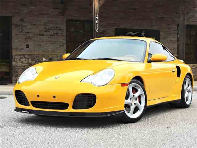 2001 Porsche 911 Carrera Turbo | 983255