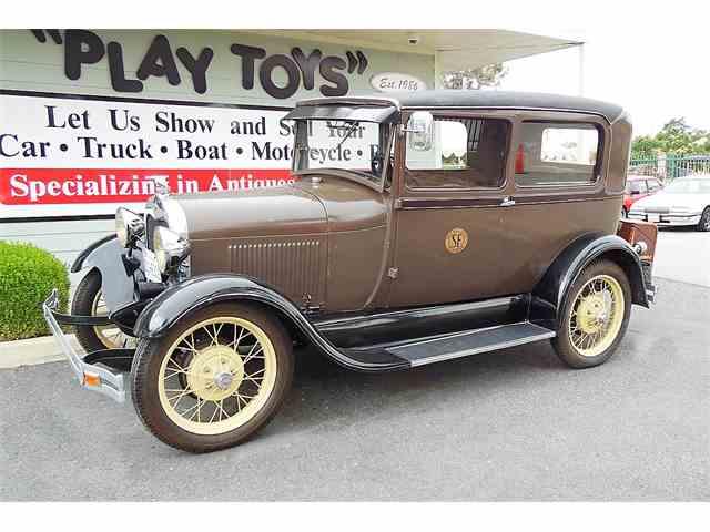 1929 Ford Tudor | 983258