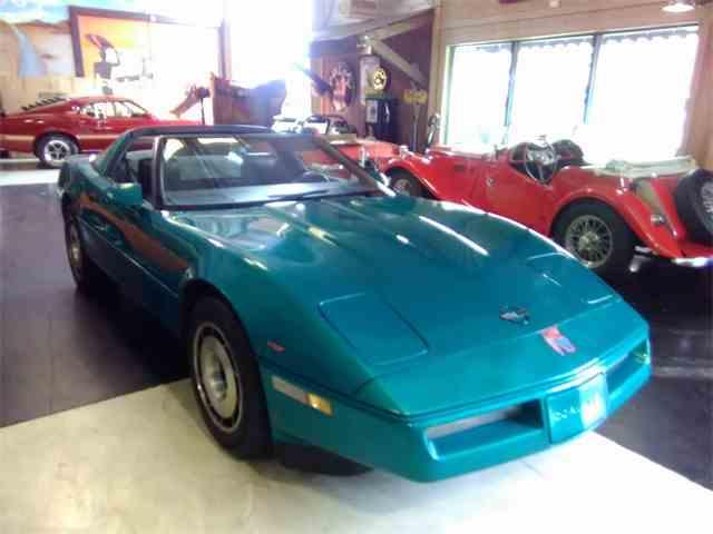 1985 Chevrolet Corvette | 983260