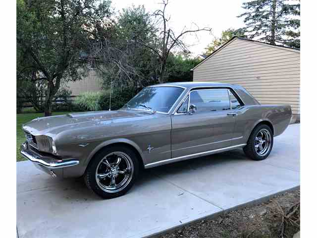 1966 Ford Mustang | 983262