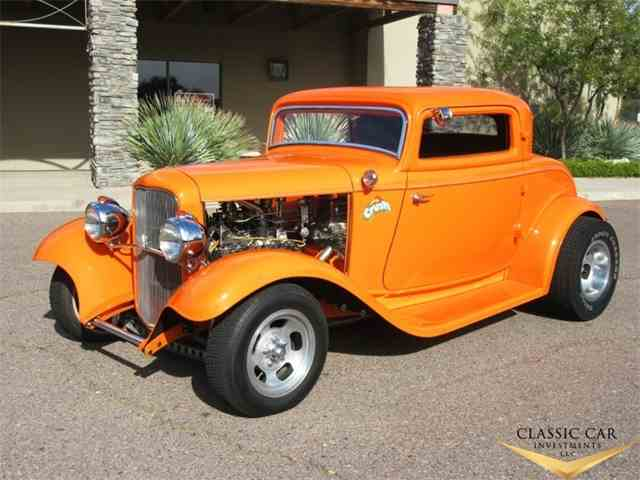 1932 Ford Hot Rod | 983273