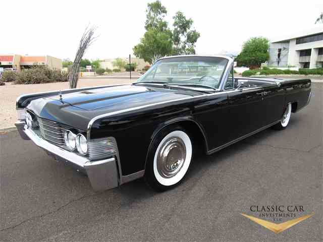 1965 Lincoln Continental | 983275