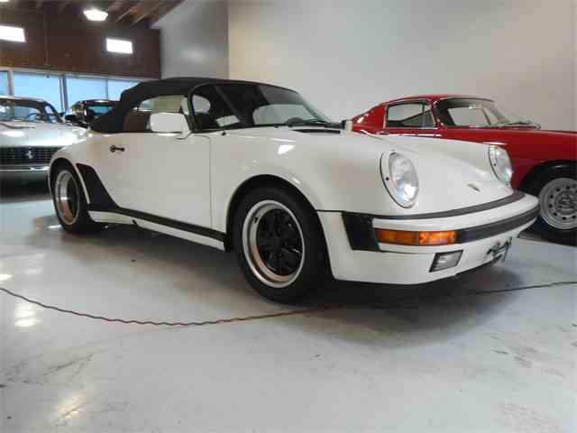 1989 Porsche Speedster   983284