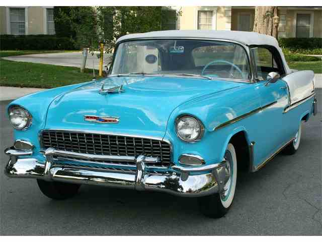 1955 Chevrolet Bel Air | 983298
