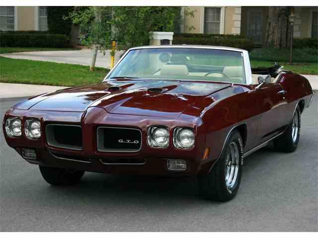 1970 Pontiac GTO | 983301