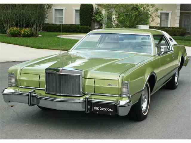 1976 Lincoln Continental Mark IV | 983302