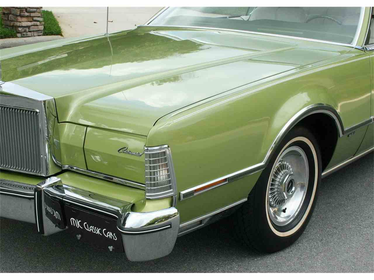Large Picture of '76 Continental Mark IV - L2PY