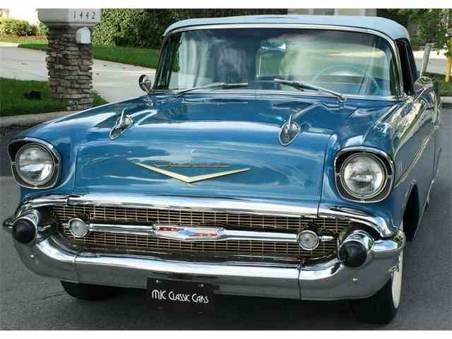 1957 Chevrolet Bel Air | 983304