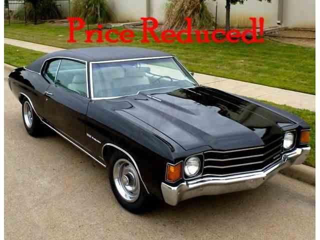 1972 Chevrolet Chevelle Malibu | 983310