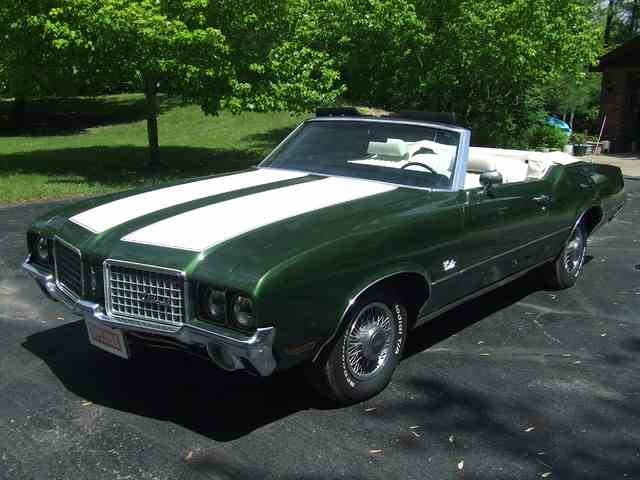 1972 Oldsmobile Cutlass | 983314