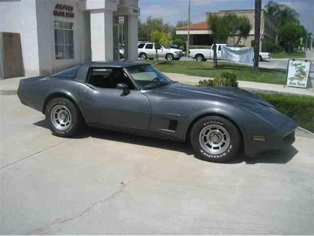 1982 Chevrolet Corvette | 983315