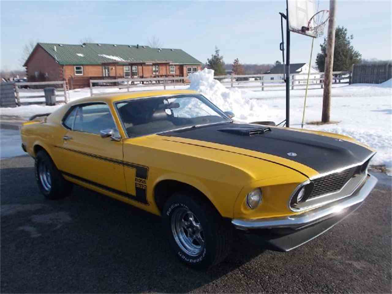 Worksheet. 1969 Ford Mustang Boss for Sale  ClassicCarscom  CC983320