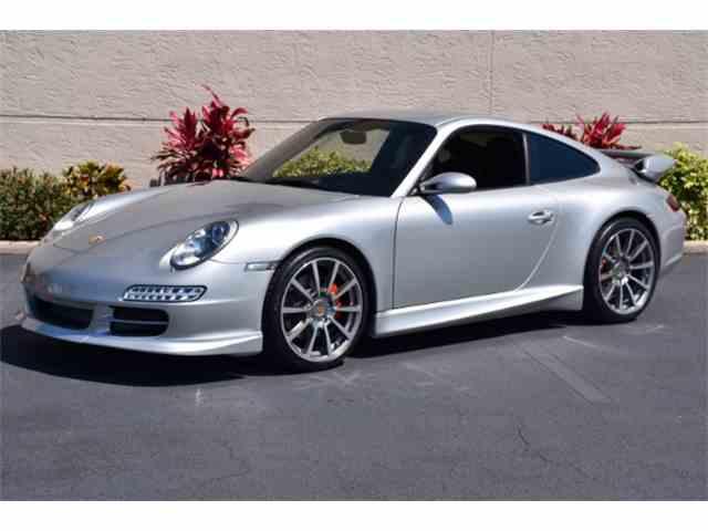2006 Porsche Carrera   983321