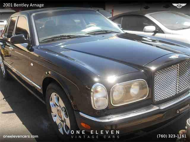 2001 Bentley Arnage | 983326