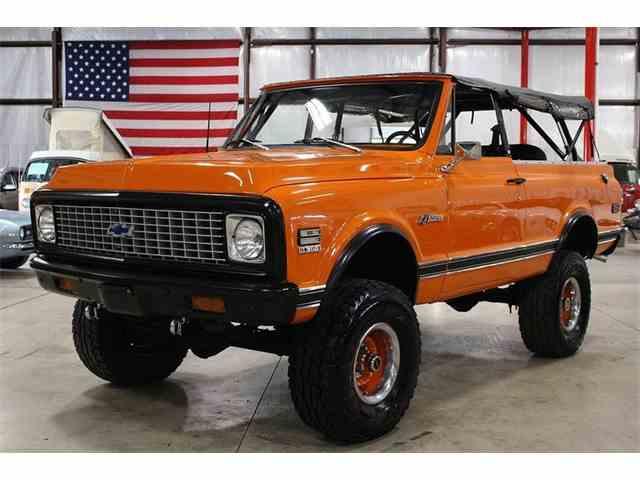1972 Chevrolet Blazer | 983328
