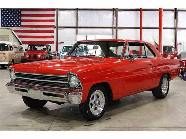 1967 Chevrolet Nova | 983329