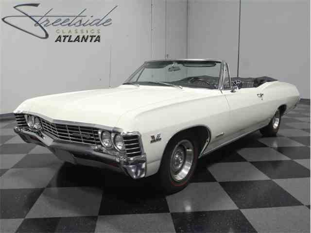 1967 Chevrolet Impala SS | 983333