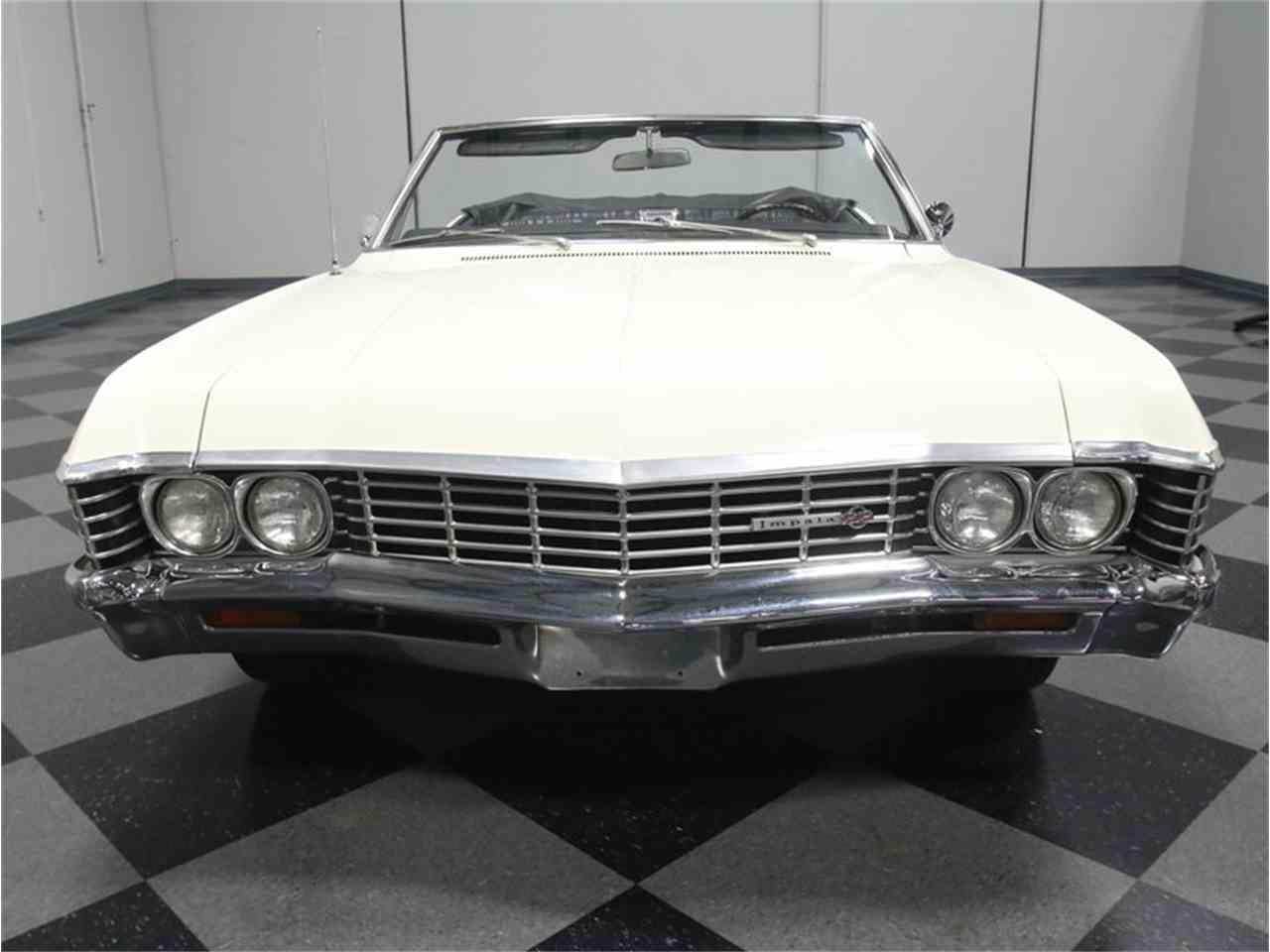 Impala 1967 black chevrolet impala : 1967 Chevrolet Impala SS for Sale | ClassicCars.com | CC-983333