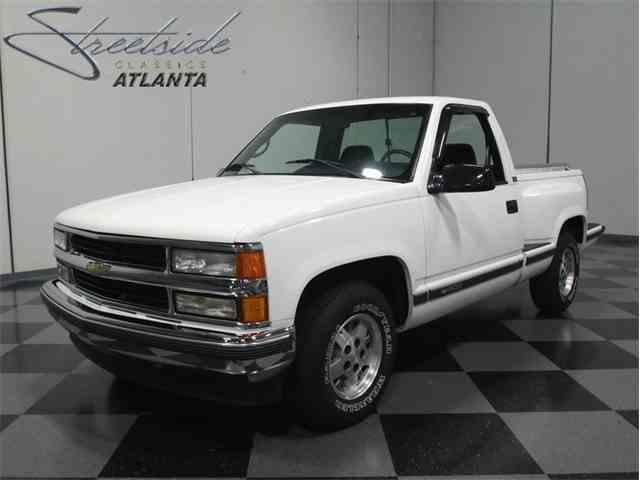 1995 Chevrolet Silverado | 983334