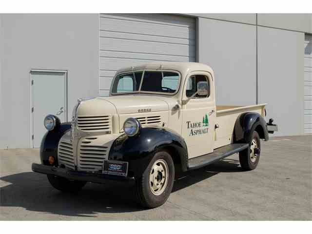 1947 Dodge W-21 | 983338